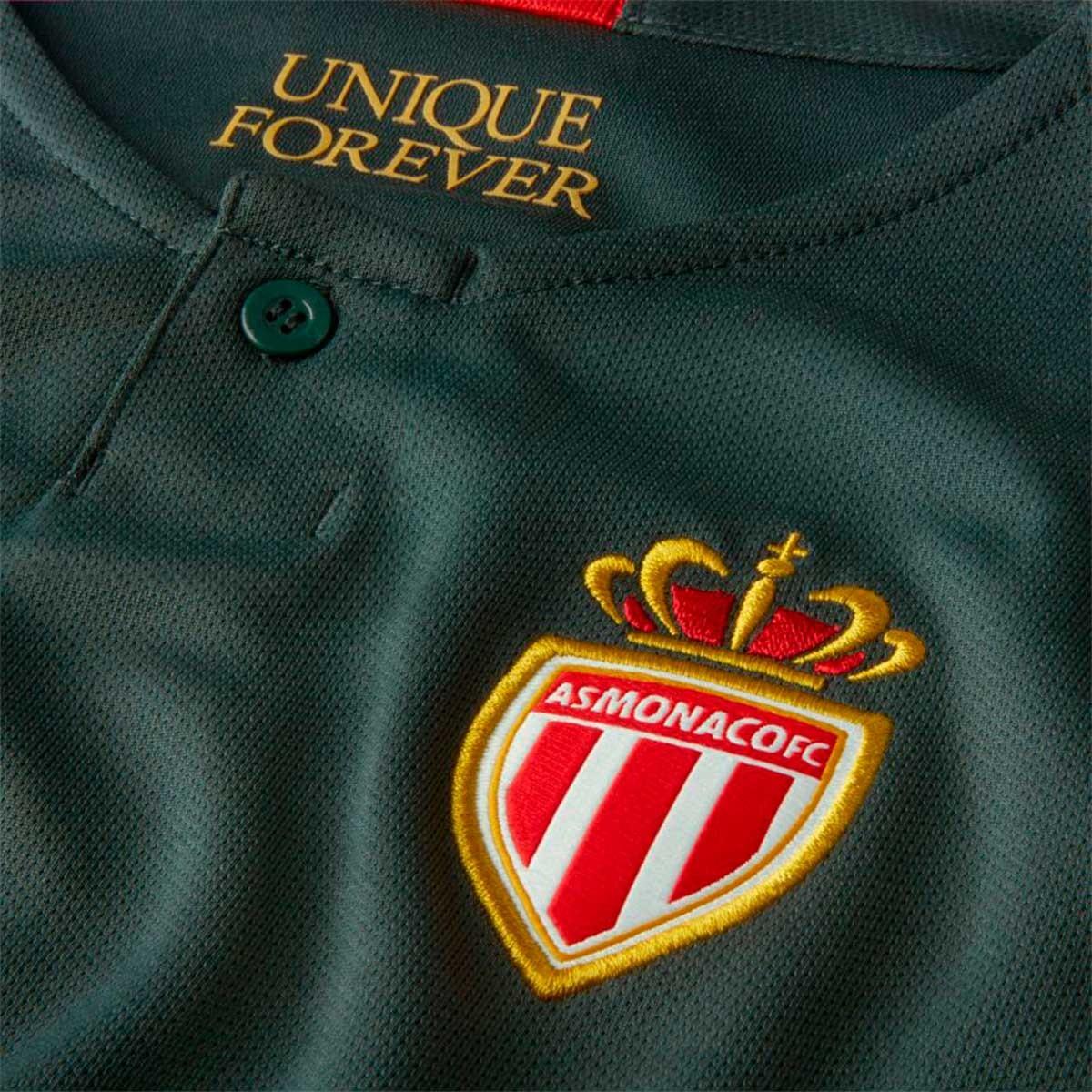Camiseta AS Monaco niños
