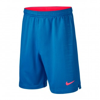 Pantaloncini  Nike Atletico Madrid Stadium 2018-2019 Junior Blue nebula-Bright crimson