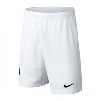 Shorts  Nike Kids Inter Milan Stadium 2018-2019 Away White-Black