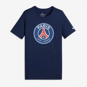 Camisola  Nike Paris Saint-Germain 2018-2019 Crianças Midnight navy