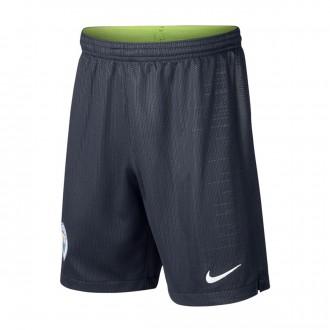 Shorts  Nike Kids Manchester City FC Stadium 2018-2019  Dark Obsidian-White