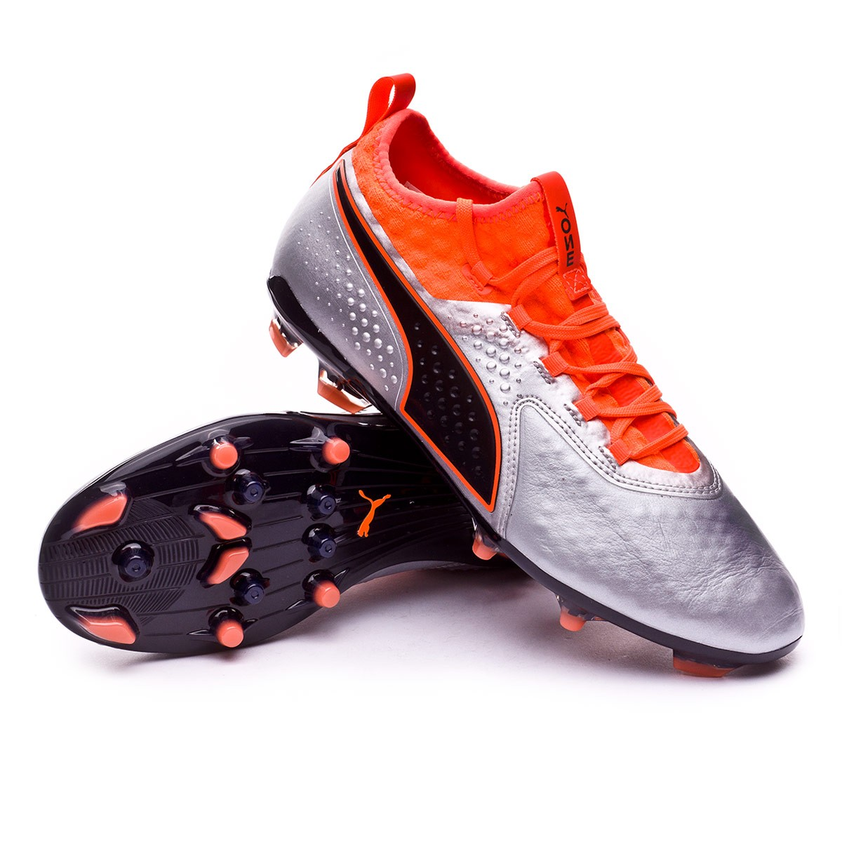 Football Boots Puma One 2 Leather AG