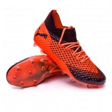 Future Black Fgag Calcio Netfit 1 Scarpe Puma Shocking 2 0YEndwxqa