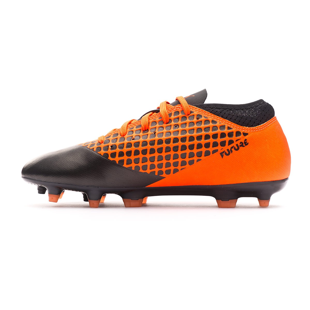 Scarpe 4 It Calcetto Puma 2 Da Blackshocking Orange Future