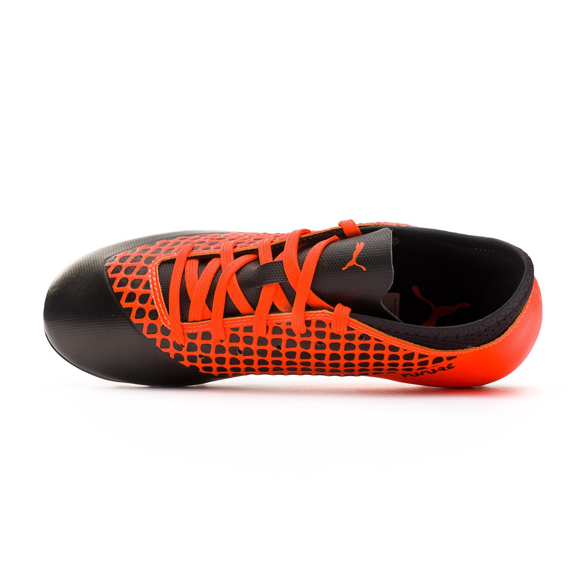 362d8a772 Bota de fútbol Puma Future 2.4 MG Niño Puma black-Shocking orange - Tienda  de fútbol Fútbol Emotion