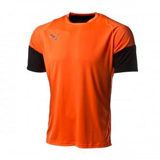 Camiseta  Puma ftblNXT Shocking orange-Puma black
