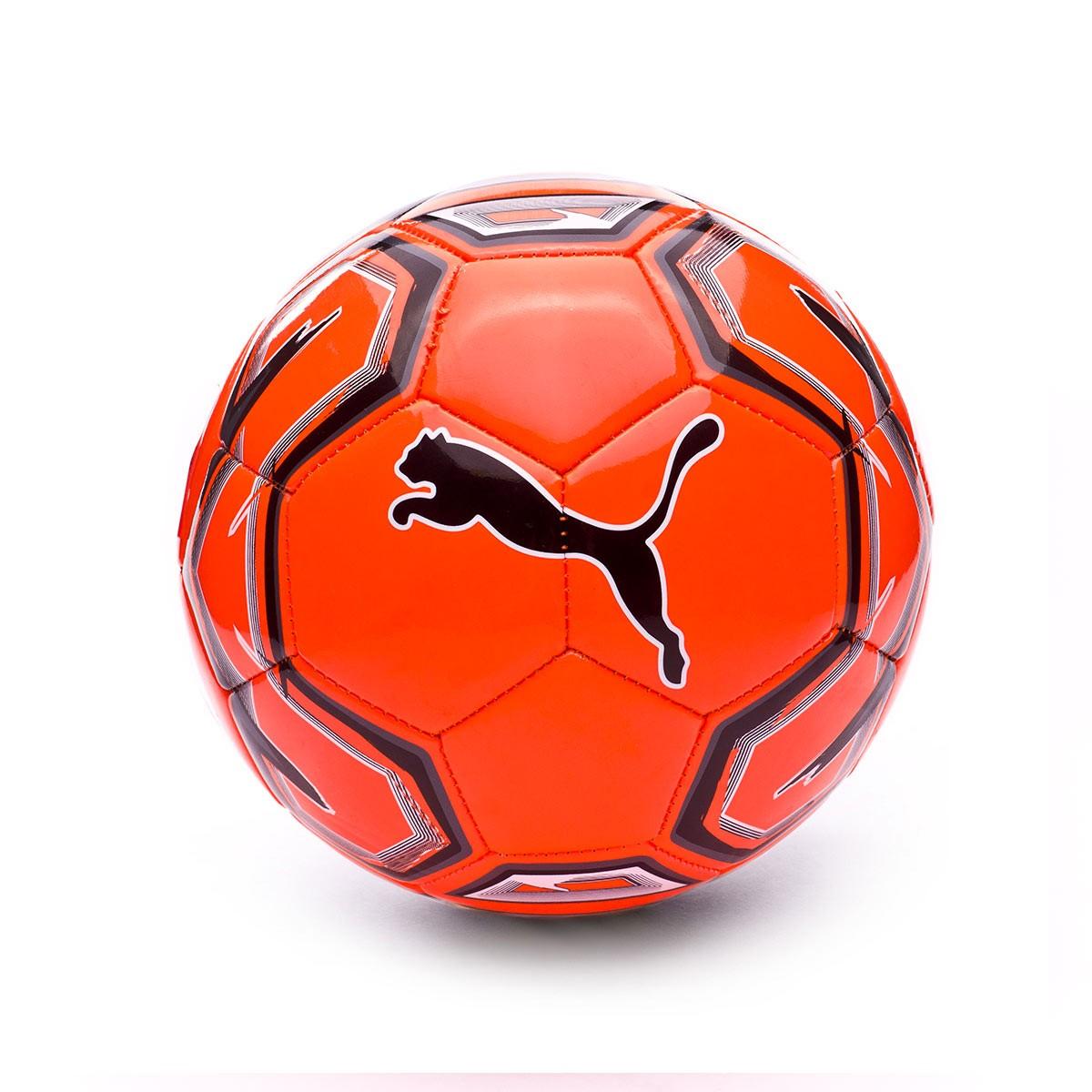 aec95db77 Pallone Puma Futsal 1 Trainer MS Shocking orange-Puma black-Puma white -  Negozio di calcio Fútbol Emotion