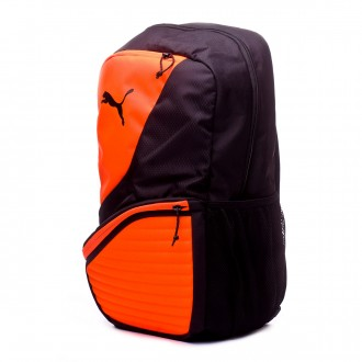 Backpack  Puma ftblNXT Backpack Puma black-Shocking orange