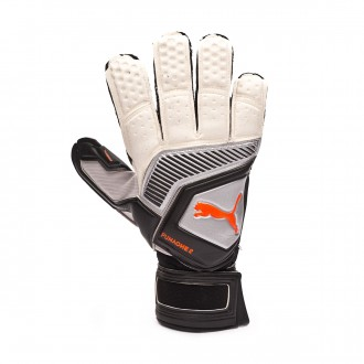 Guante  Puma One Protect 2 RC Puma white-Shocking orange-Puma black-Silver