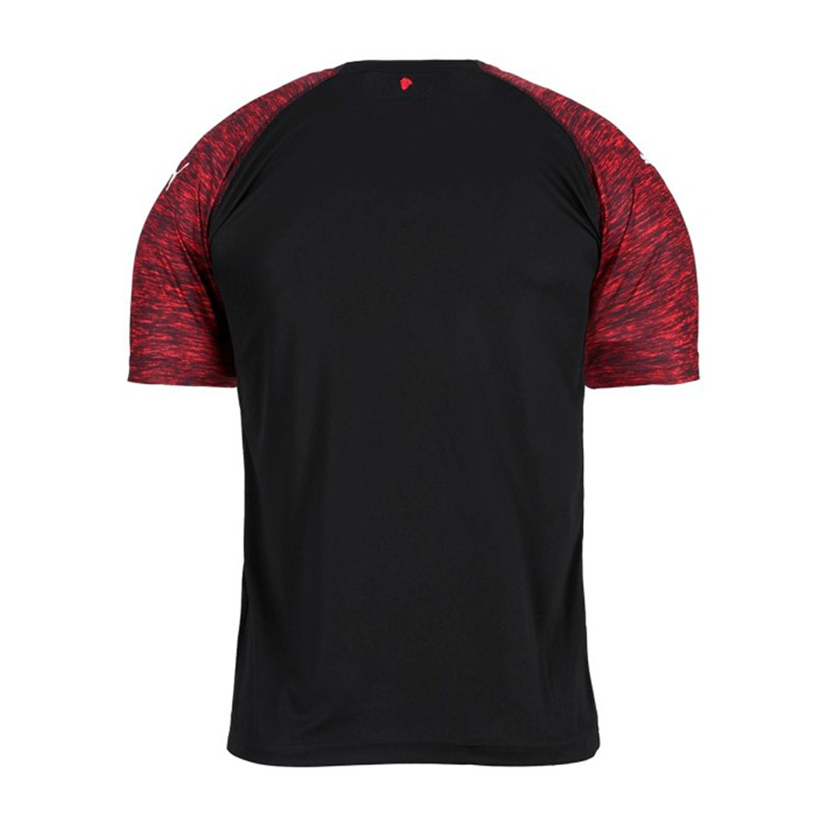 d96d0afb1eb51 Jersey Puma AC Milan 2018-2019 Third Puma black-Chili pepper ...