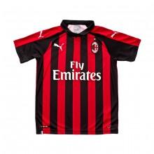 AC Milan Primera Equipación 2018-2019 Niño