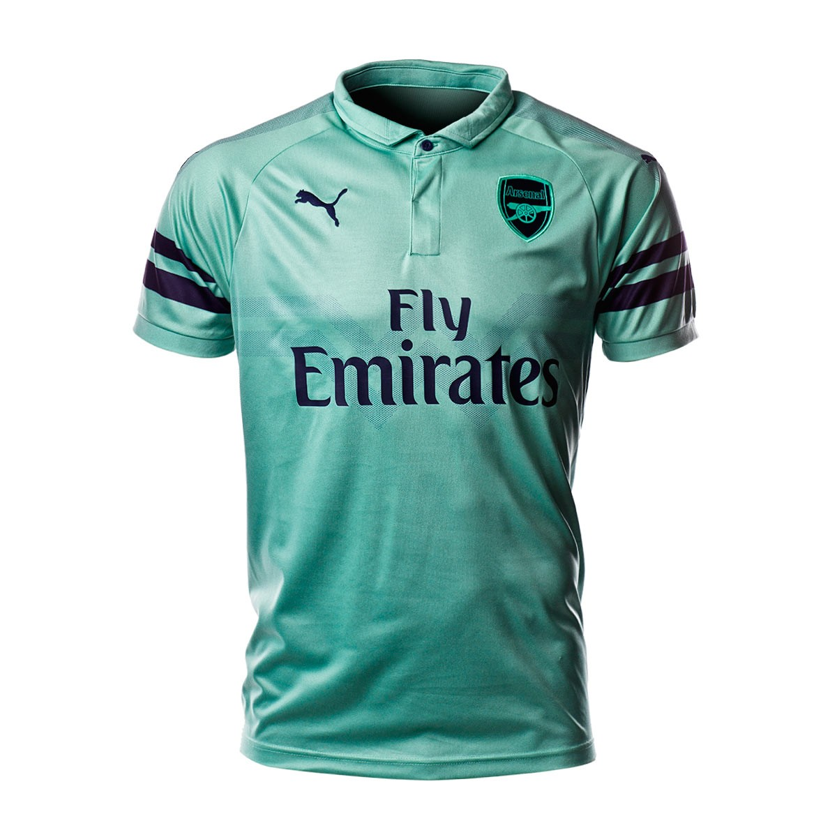 36556583353 Jersey Puma Arsenal FC EPL 2018-2019 Third Biscay green-Peacoat ...