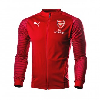 Chaqueta  Puma Arsenal FC Stadium Logo 2018-2019 Chili pepper