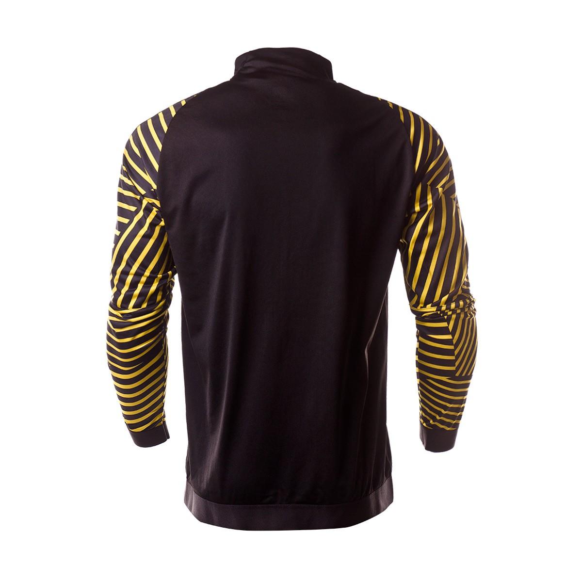 Jacket Puma BVB Borussia Dortmund Stadium Logo 2018-2019 Puma black ... c049a4d8b