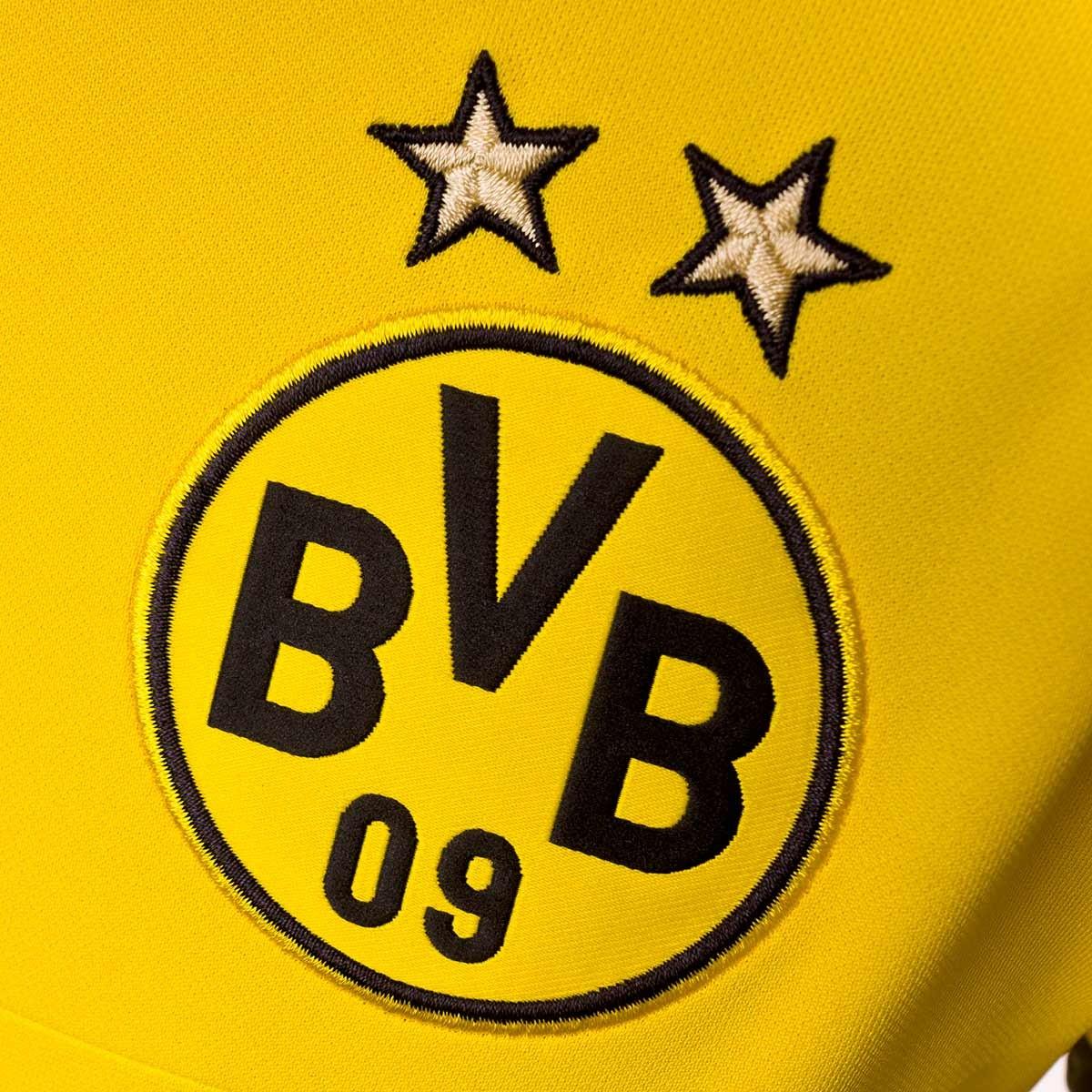 1247e96be0 Camiseta Puma BVB Borussia Dortmund Opel Evonik Primera Equipación 2018-2019  Niño Cyber yellow - Soloporteros es ahora Fútbol Emotion