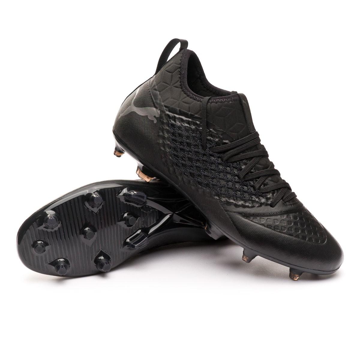 c9806ada6d9d4 Zapatos de fútbol Puma Future 2.3 Netfit FG AG Puma black - Tienda de  fútbol Fútbol Emotion