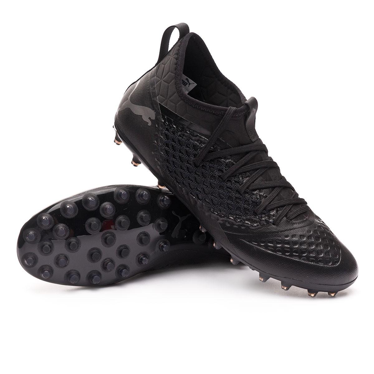 c88dde360 Football Boots Puma Future 2.3 Netfit MG Puma black - Football store Fútbol  Emotion