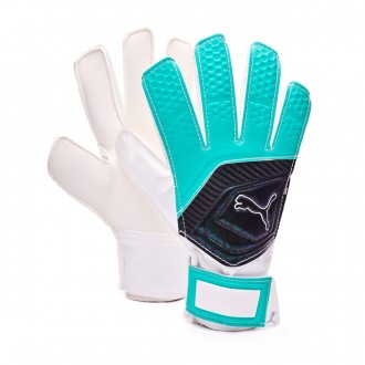 Glove  Puma World Cup One Grip 4 Shift-Biscay green-Puma white