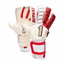 Glove Egotiko Quantum Pro White-Red