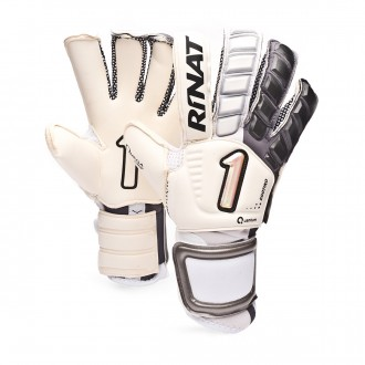 Glove  Rinat Egotiko Quantum Pro White-Grey