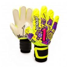 Glove Asimetrik Etnik OX Semi Volt-Purple-Pink