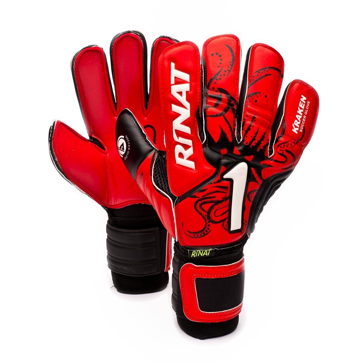 7c7721a88 Glove Rinat Kraken NRG Neo Semi Red-Black - Football store Fútbol Emotion