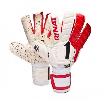 Glove  Rinat Egotiko Quantum Turf White-Red