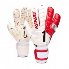 Glove Egotiko Quantum Spine Turf White-Red