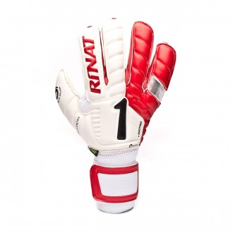 Glove  Rinat Egotiko Quantum Spine Turf White-Red