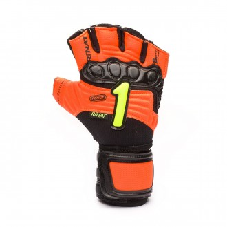 Guanti Rinat Fenix 2.0 FutSala Black-Orange