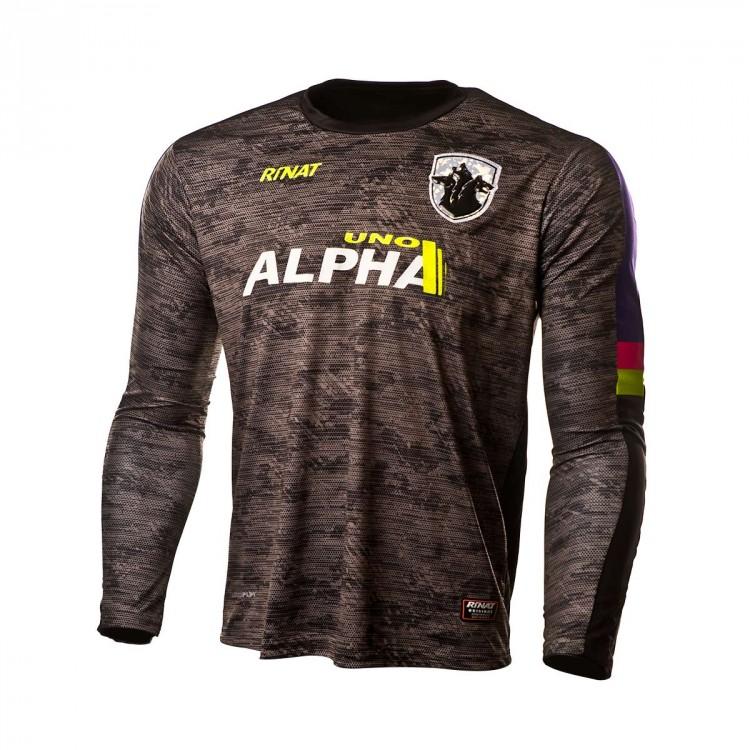 8352fbdc69c Maillot Rinat Uno Alpha Black - Boutique de football Fútbol Emotion