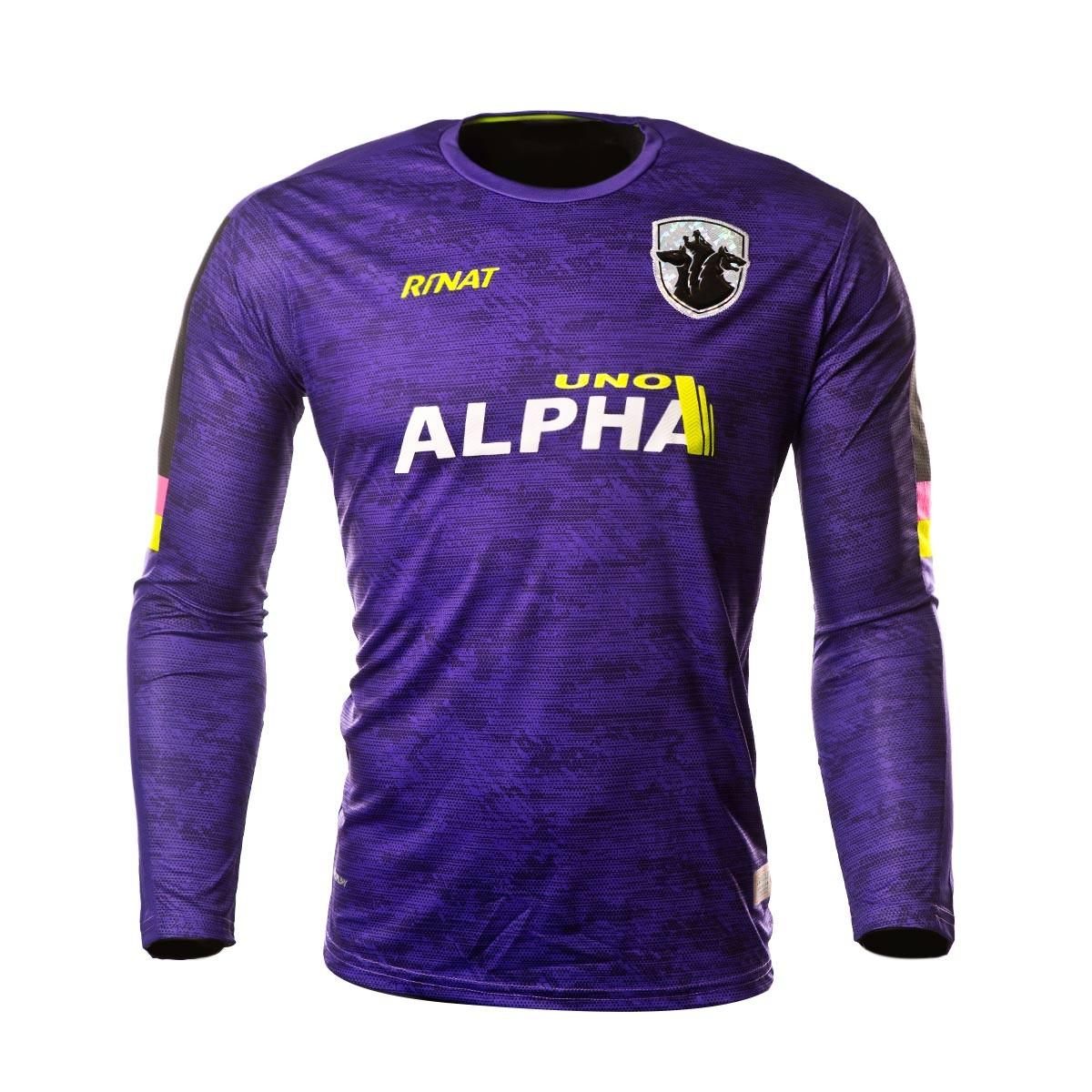 75f4604a6 Jersey Rinat Uno Alpha Purple - Football store Fútbol Emotion
