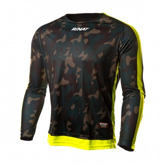 Camisola  Rinat Sniper Black-Yellow