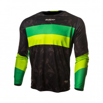 Camiseta  Rinat Kaiser Black-Green