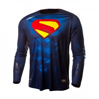 Camisola  Rinat Steel Blue-Red