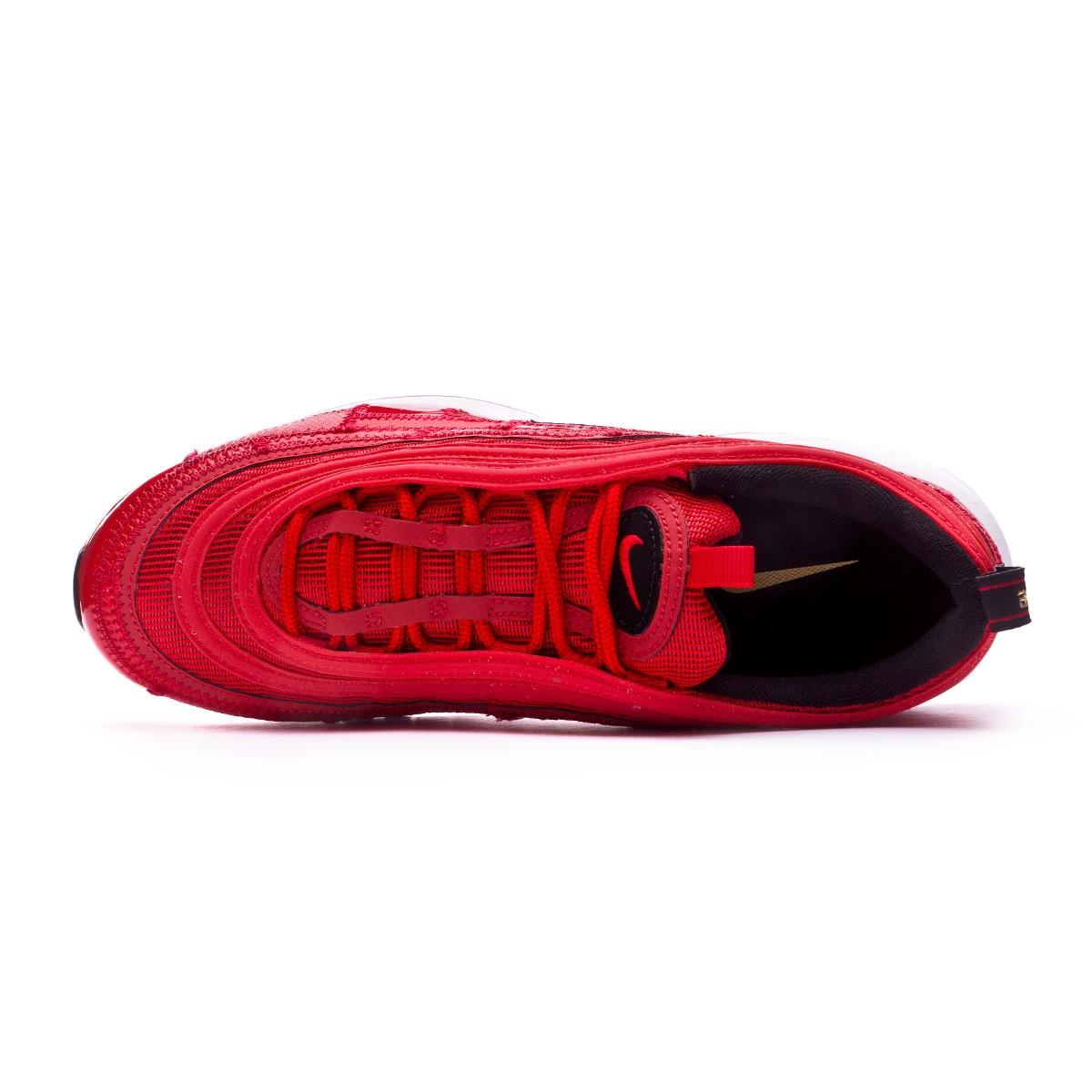 c8d17e83b5f3 Trainers Nike Air Max 97 CR7 University red-Metallic gold-Fir-White -  Football store Fútbol Emotion