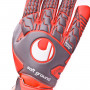 Guante Aerored Soft HN Comp Dark grey-Fluor red