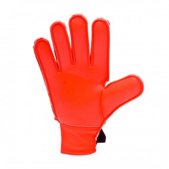 Guante  Uhlsport Aerored Soft Advanced Dark grey-Fluor red