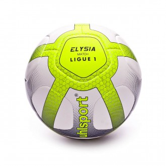 Ball  Uhlsport Elysia Match White-Navy blue-Yellow