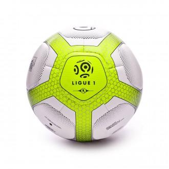 Balón  Uhlsport Elysia Pro Training Blanco-Azul marino-Amarillo