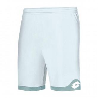 Pantalón corto  Lotto Delta Plus White-Grey