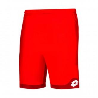 Pantalón corto  Lotto Delta Plus Red-White