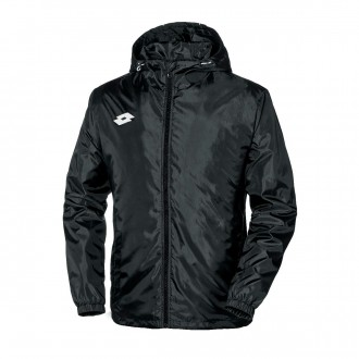 Raincoat  Lotto Delta Plus Black