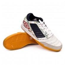 Sapatilha de Futsal Chaleira Pro IC White-Grey-Black