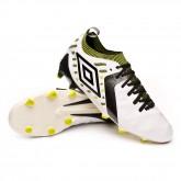 Football Boots Medusae II Elite HG White-Grey-Black