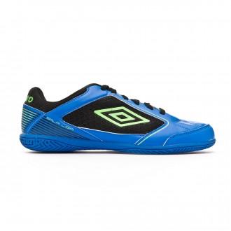 Chaussure de futsal  Umbro Sala Liga IC Blue-Black