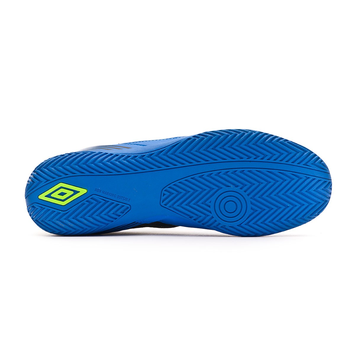 c7dc95dddc8 Futsal Boot Umbro Sala Liga IC Blue-Black - Football store Fútbol Emotion