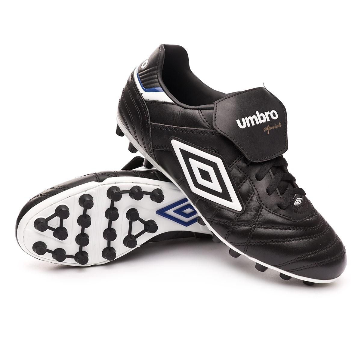 buy online 238cc 951c1 Football Boots Umbro Speciali Eternal Premier AG Black-White - Football  store Fútbol Emotion