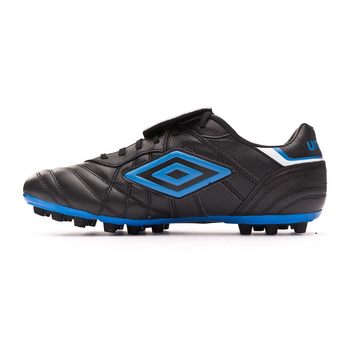 e66dacc55 Football Boots Umbro Speciali Eternal Team AG Black-Blue - Football store  Fútbol Emotion
