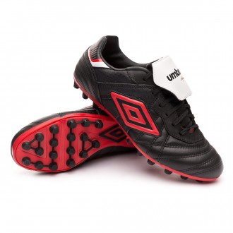 Chaussure de foot  Umbro Speciali Eternal Team AG Black-Red